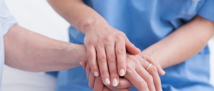 How Can Nurses Improve Patient Satisfaction? Nurse Holding Patient's Hand
